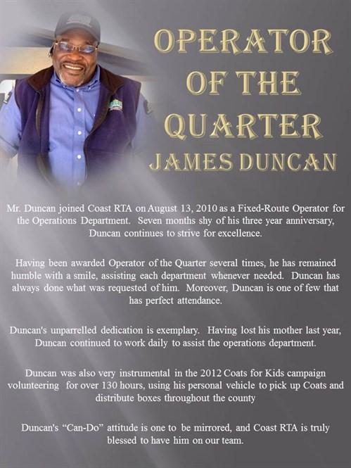 James Duncan