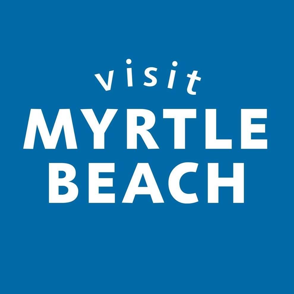 Visit Myrtle Beach - Square Logo